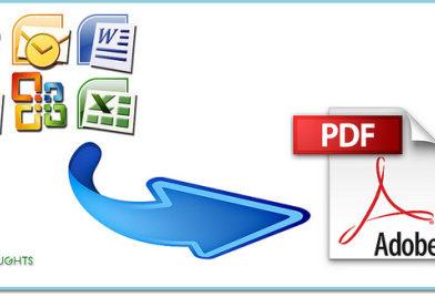 Delphi İle Word ve Excelin PDF dönüştürülmesi